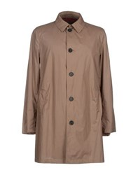 Allegri Coats And Jackets Full Length Jackets Men Khaki
