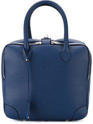 Golden Goose Deluxe Brand 'Equipage' Tote Blue