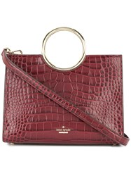 Kate Spade Road Luxe Sam Bag Red