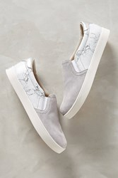 Anthropologie Dr. Scholl's Scout Slip On Sneakers Green