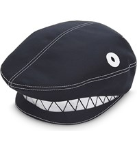 Thom Browne Shark Flat Cap Navy