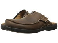 Clarks Un.Bryman Cove Brown Leather Men's Sandals