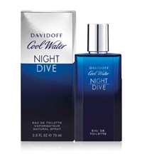 Davidoff Cool Water Man Night Dive Edt 75Ml 125Ml Male