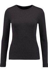 Pringle Of Scotland Cashmere Sweater Dark Gray