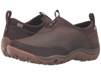 Merrell Murren Moc Waterproof Bracken Women's Slip On Shoes Brown