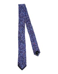 Jil Sander Accessories Ties Men Purple