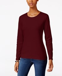 Styleandco. Style Co. Crew Neck Top Only At Macy's