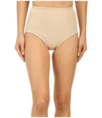 Miraclesuit Back Magic Extra Firm Shaping Brief Nude Women's Underwear Beige