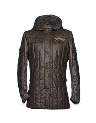 Matchless Jackets Dark Brown