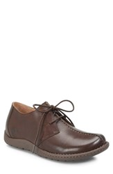Born B Rn Nigel Lace Up Derby Brown Leather