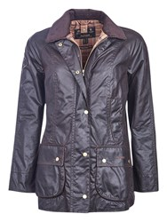 Barbour Classic Beadnell Waxed Jacket Rustic