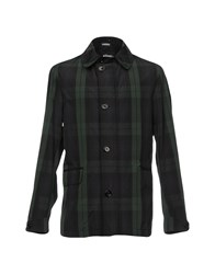 Allegri Overcoats Dark Green