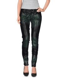 We Are Replay Denim Denim Trousers Women Black