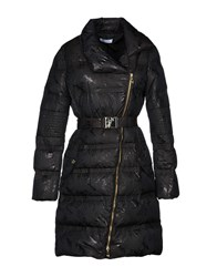 Versus By Versace Down Jackets Dark Brown