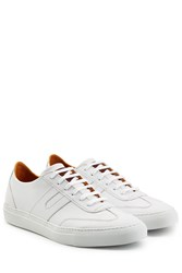 Ludwig Reiter Leather Sneakers White