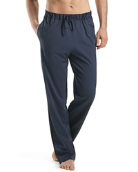 Hanro Knit Lounge Pants Black Iris