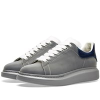 Alexander Mcqueen 3M Wedge Sole Sneaker Grey