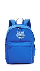 Kenzo Tiger Backpack Light Blue