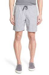 Men's 1901 'Colby' Woven Shorts Grey Shade