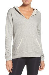 Beyond Yoga Women's Every Afternoon Hoodie Light Heather Gray