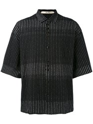 Damir Doma Sol Shirt Men Cotton L Black