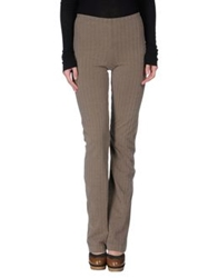 Wolford Casual Pants Brown