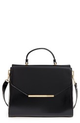 Ted Baker London Large Faux Leather Satchel
