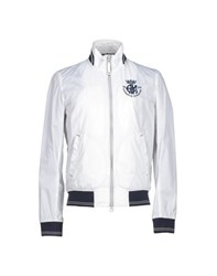 Armata Di Mare Coats And Jackets Jackets Men White