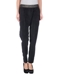 Damir Doma Casual Pants Black