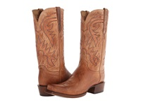 Lucchese Hl1504.73 Tan Burnished Cowboy Boots