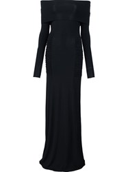 Yigal Azrouel 'Off The Shoulder' Dress Black