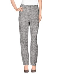 Supertrash Trousers Casual Trousers Women Light Grey