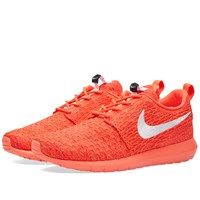 Nike Roshe Nm Flyknit Orange