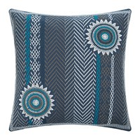 William Yeoward Ronnie Cushion 50X50cm Indigo