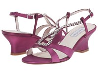 Touch Ups Bernie Burgundy Women's Dress Sandals