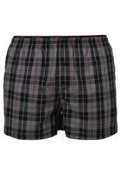 Sloggi Freedom Boxer Shorts Black Anthracite