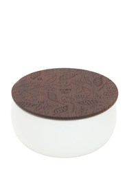 Alessi Grrr Scented Candle White