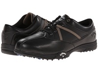 Callaway Chev Comfort Black Black Men's Golf Shoes