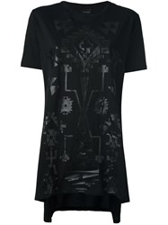 Marcelo Burlon County Of Milan 'Cora' T Shirt Black