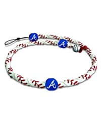 Game Wear Atlanta Braves Frozen Rope Necklace Team Color