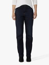 Fat Face Easy Straight Jeans Blue Denim