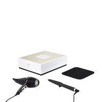 Ghd Deluxe Dry And Wave Arctic Gold Gift Set