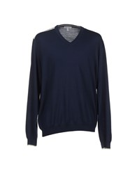 Aquascutum London Aquascutum Knitwear Jumpers Men Dark Blue