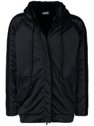 Di Liborio Hooded Jacket Black