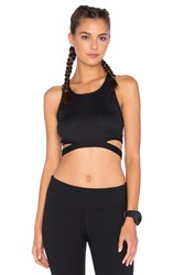 Lorna Jane Magnitude Cropped Excel Tank Black