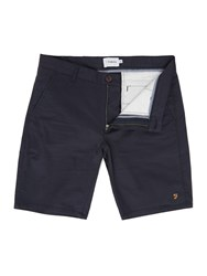 Farah Men's Hawk Chino Shorts Navy
