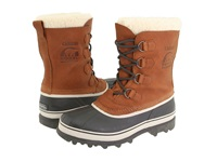 Sorel Caribou Wool Tobacco Men's Cold Weather Boots Brown