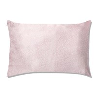 Slip Limited Edition Leopard Print Pillowcase 51X76cm Pink