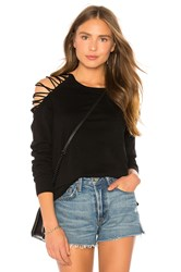 Central Park West Galveston Sweater Black