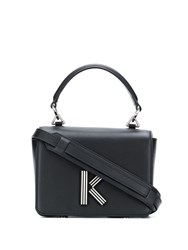Kenzo K Bag Crossbody Bag Black